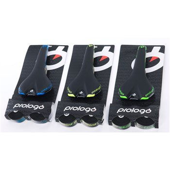 Prologo Nago Evo HB Tirox Fluo Saddle with One Touch Bar Tape Kit  - Click to view a larger image