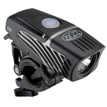 NiteRider Lumina Micro 220 Rechargeable Front Light  - Click to view a larger image