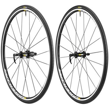 Mavic Aksium Elite 28 WTS Clincher Wheelset  - Click to view a larger image