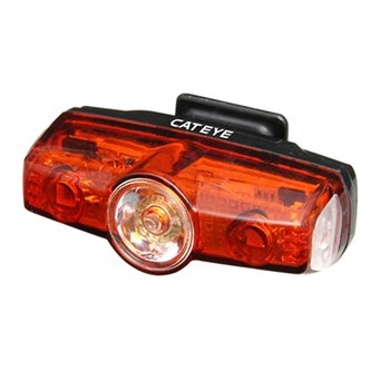 Cateye Rapid Mini Rechargeable 25 Lumens Rear Light   - Click to view a larger image