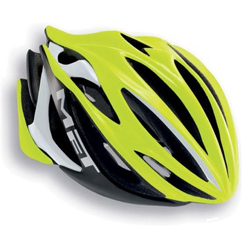 Met Stradivarius HES Road Cycling Helmet  - Click to view a larger image