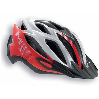 Met Crossover Cycling Helmet  - Click to view a larger image