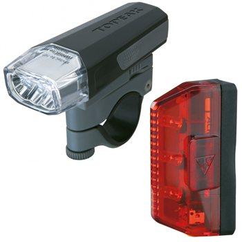 Topeak HighLite Combo Aero Light Set  - Click to view a larger image