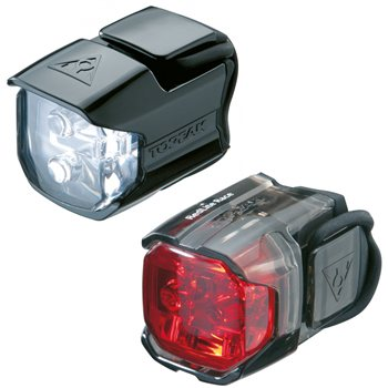 Topeak Combo Race Light Set  - Click to view a larger image