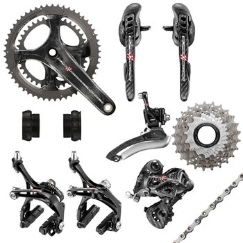 Campagnolo Super Record 11 Speed Groupset 2016