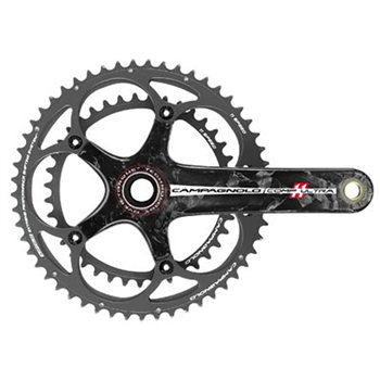 Campagnolo Comp Ultra Over-Torque Chainset - 2015  - Click to view a larger image
