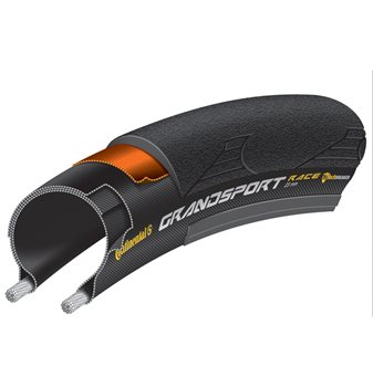 Continental Grand Sport Race Foldable Clincher Tyre  - Click to view a larger image