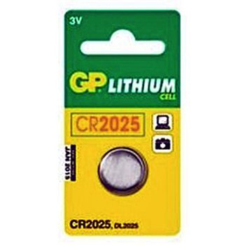 GP Lithium CR2032 3V Coin Cell   - Click to view a larger image