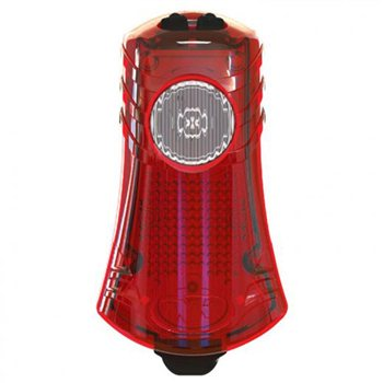 NiteRider Sentinel Bicycle 2W Rear Light With Laser Lane Projection  - Click to view a larger image