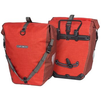 Ortlieb Bike-Packer Plus 42L Waterproof Pannier Pair with QL2 Mounting System  - Click to view a larger image