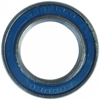 Enduro 6802 ABEC 3 Steel Sealed Bearing  - Click to view a larger image