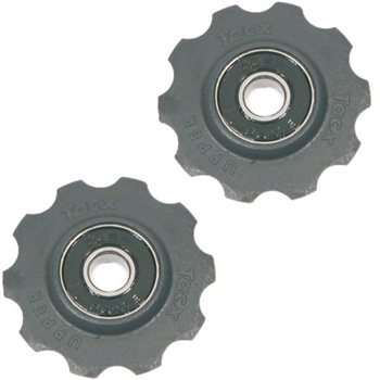 Tacx T4000 Sealed Bearing Pulleys - Campag 8/9/10 + Shimano 7/8 Speed  - Click to view a larger image