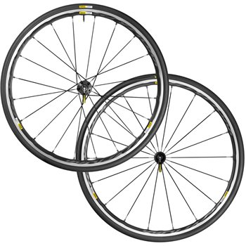 Mavic Ksyrium Elite Clincher Wheelset - 2016  - Click to view a larger image