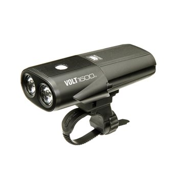 Cateye Volt 1600 USB Rechargeable Head Light - EL1010 - 1600 Lumen  - Click to view a larger image