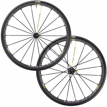 Mavic Ksyrium Pro Exalith Wheelset - 2017  - Click to view a larger image