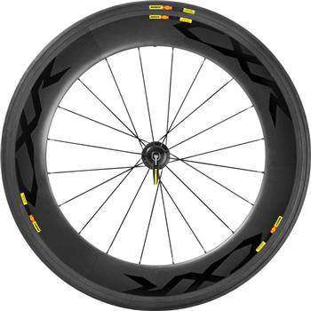 Mavic CXR Ultimate 80 Tubular Wheelset - 2016  - Click to view a larger image