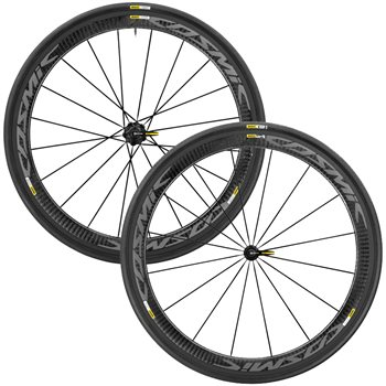 Mavic Cosmic Pro Carbon Exalith Clincher Wheelset - 2017  - Click to view a larger image