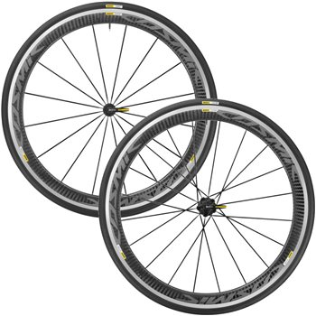 Mavic Cosmic Pro Carbon Clincher Wheelset - 2017  - Click to view a larger image