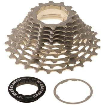 Edco Monoblock 11 Speed Cassette - Campagnolo Compatible  - Click to view a larger image