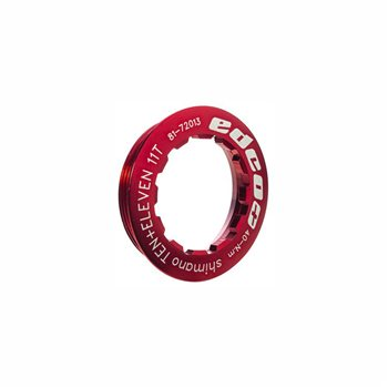 Edco Ten Eleven Lock Ring - Red  - Click to view a larger image