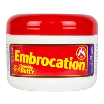 Paceline Embrocation Cream- 8oz - Hot  - Click to view a larger image