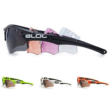 Bloc Titan Sunglasses - 4 lens system  - Click to view a larger image
