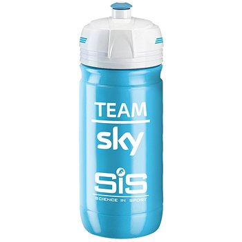 SIS Elite Team SKY 550ml Bottle (Sky/White)  - Click to view a larger image