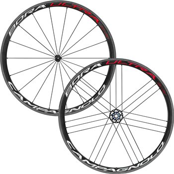 Campagnolo Bora Ultra 35 Clincher Wheelset  - Click to view a larger image