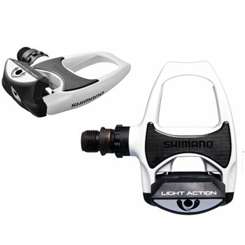 Shimano R540 Light Action SPD SL Pedals  - Click to view a larger image