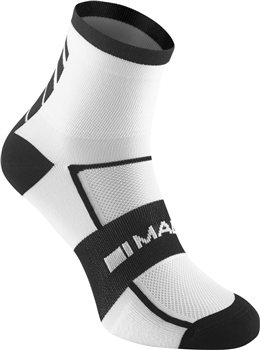 Madison Sportive Mid Length Cycling Socks - 2 Pairs  - Click to view a larger image