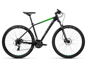 """Cube Aim Pro 27.5"""" Hardtail Mountain Bike 2016  - Click to view a larger image"""