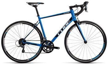 Cube Attain Road Bike - 2016  - Click to view a larger image