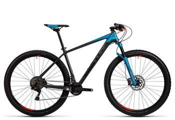 """Cube Reaction GTC 29"""" Hardtail Mountain Bike 2016  - Click to view a larger image"""