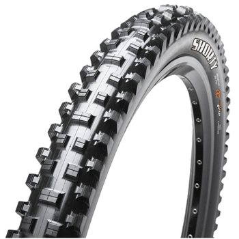 Maxxis Shorty 3C EXO Tubeless Ready MTB Tyre  - Click to view a larger image