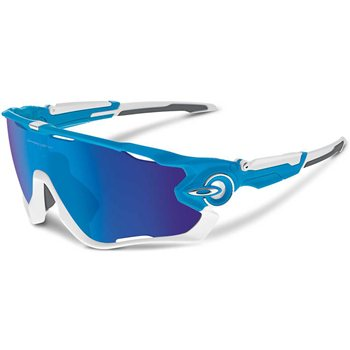 Oakley Jaw Breaker Sky / Saphire Iridium  - Click to view a larger image