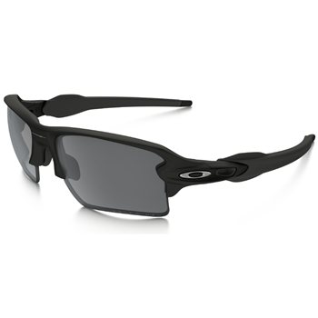 Oakley Flak 2.0 XL Matt Black / Iridium Polarized  - Click to view a larger image