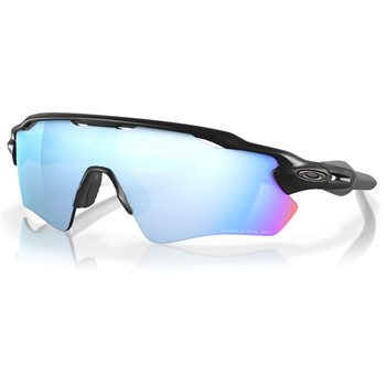 Oakley Radar EV Path Polished Black / + Red Iridium  - Click to view a larger image