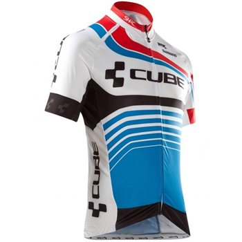 Cube Short Sleeve Teamline Cycling Jersey  - Click to view a larger image