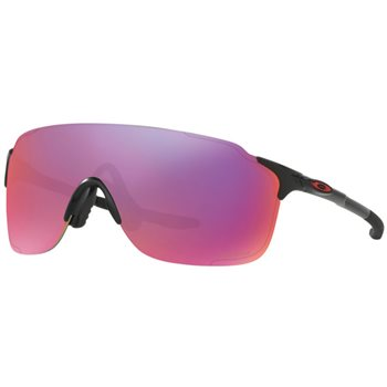 Oakley EvZero Stride - Matt Black / Prizm Road  - Click to view a larger image