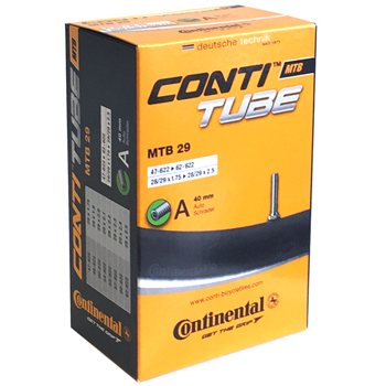 Continental MTB 29er Inner Tube - Schrader Valve  - Click to view a larger image