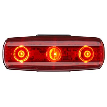 Cateye Rapid Micro Rear Light  - Click to view a larger image