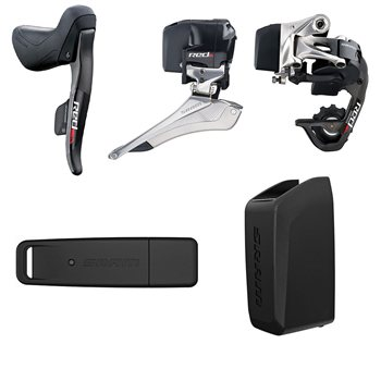 SRAM Red eTap Electronic Wireless Groupset  - Click to view a larger image