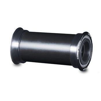 Press Fit 24 Bottom Bracket - Ceramic Bearings - Black