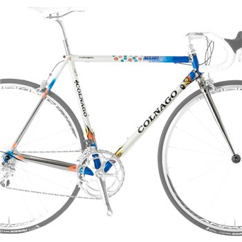Colnago Master X-Light Frame - Mapei - LX21  - Click to view a larger image