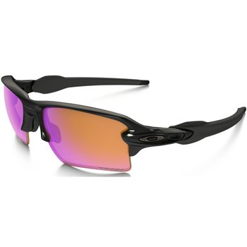 Oakley Flak 2.0 XL Polished black / Prizm Trail  - Click to view a larger image