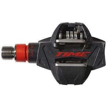 Time Atac XC12 Carbon Titanium MTB Pedals  - Click to view a larger image