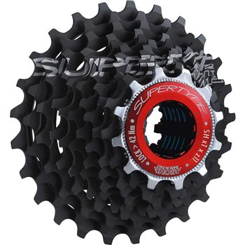 Miche Supertype Alloy Lightweight Cassette For Campagnolo 11 Speed  - Click to view a larger image