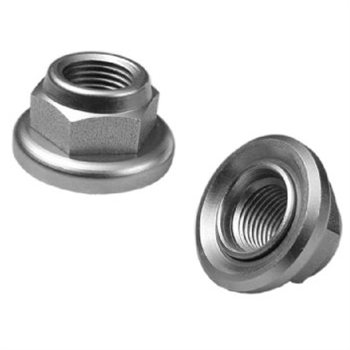 Zipp Track Axle Nuts  - Click to view a larger image