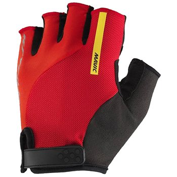Mavic Ksyrium Elite Glove Fiery Red - 2017  - Click to view a larger image