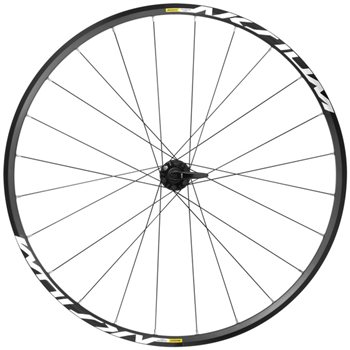 Mavic Aksium Centre Lock Disc Wheelset With QR - 2017  - Click to view a larger image